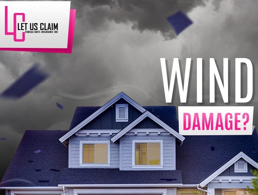 What are damaging winds?